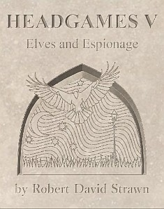 Headgames V Stone Cover